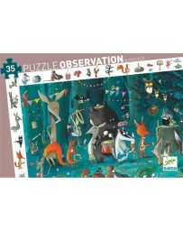 L'ORCHESTRE - PUZZLE D'OBSERVATION - DJECO