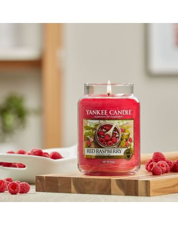 LAMPONE ROSSO - YANKEE CANDLE