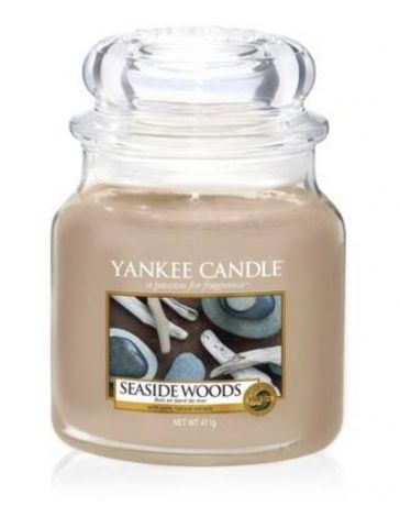 Wood by the sea - YANKEE CANDLE