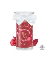 Jewel candle - TRUE LOVE - JEWEL CANDLE