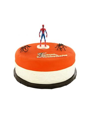 Kit de décoration gâteau - SPIDERMAN - PATISDECOR