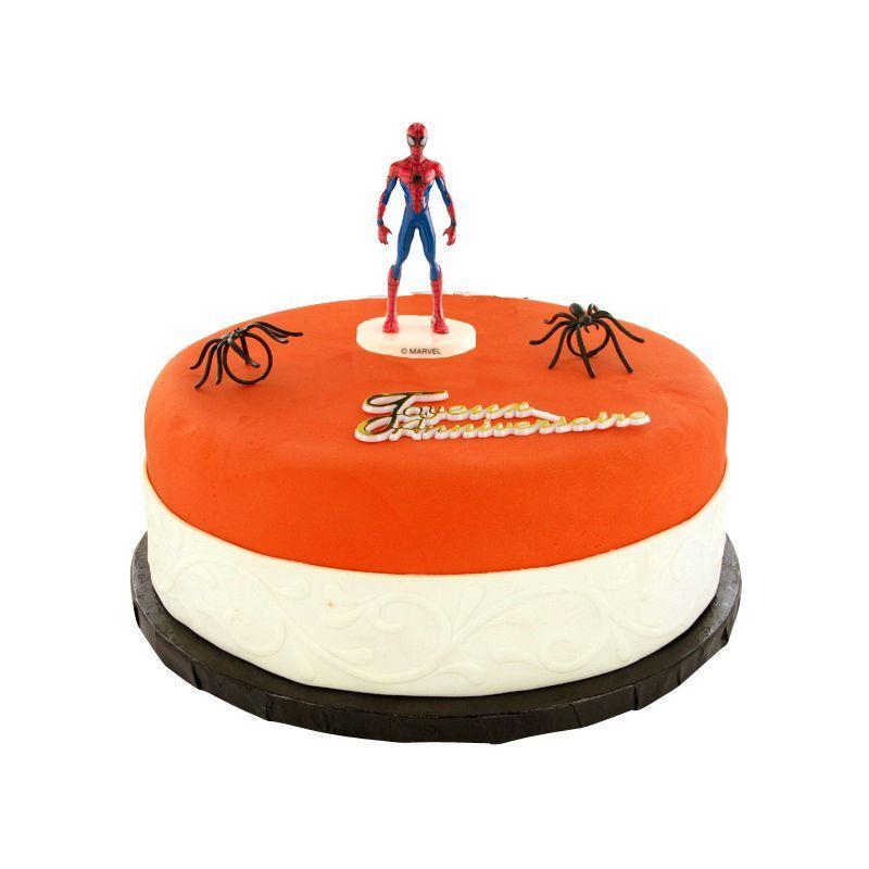 Kit de décoration gâteau - SPIDERMAN - PATISDECOR
