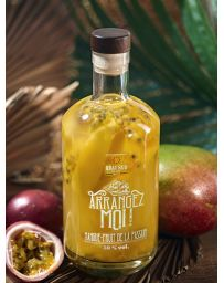 RHUM ARRANGE - ARRANGEZ-MOI MANGUE FRUITS DE LA PASSION - QUAI SUD