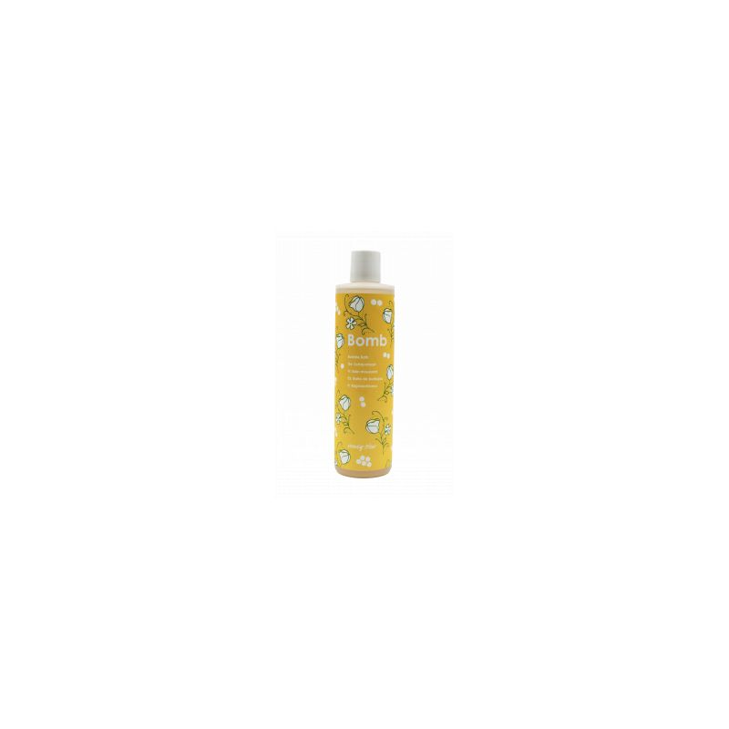 BAIN MOUSSANT 300ML - HONEY GLOW - BOMB COSMETICS