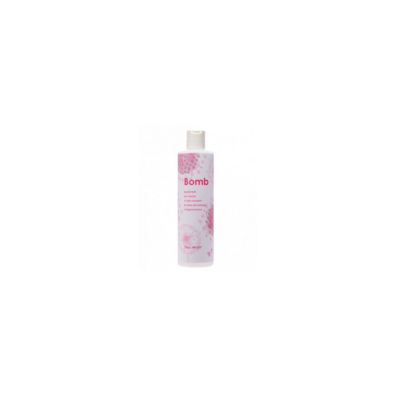 BAIN MOUSSANT 300ML - PINK AMOUR - BOMB COSMETICS