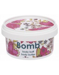 BEURRE POUR LE CORPS 210ML - BODY BUFF WHIPPED SHEA - BOMB COSMETICS