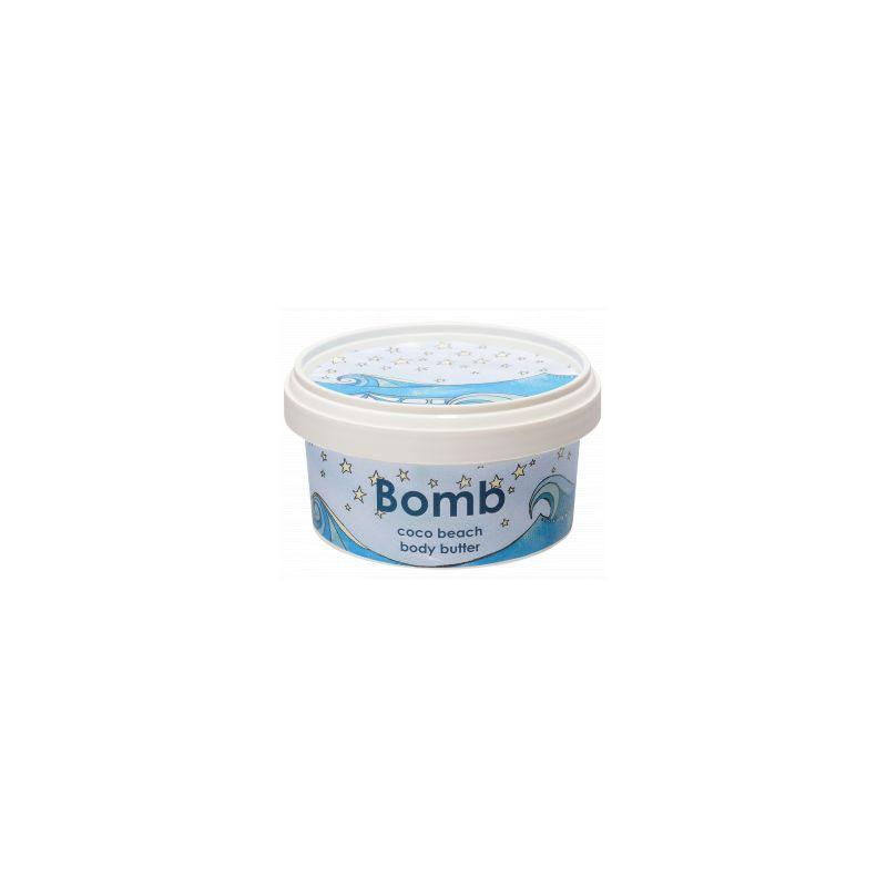 BEURRE POUR LE CORPS 210ML - COCO BEACH - BOMB COSMETICS