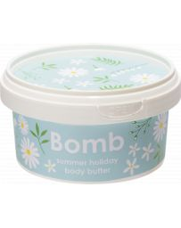 BEURRE POUR LE CORPS 210ML - SUMMER HOLIDAY - BOMB COSMETICS