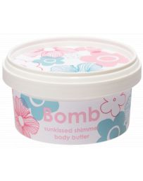 BEURRE POUR LE CORPS 210ML - SUNKISSED SHIMMER - BOMB COSMETICS
