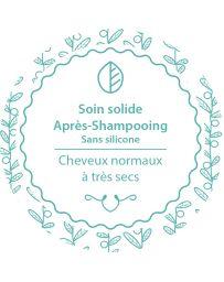 Soin solide - Après-shampoing - AUTOUR DU BAIN