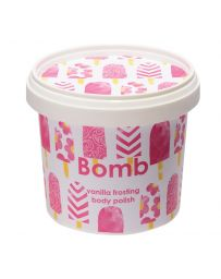 EXFOLIANT (GOMMAGE) POUR LE CORPS - VANILLA FROSTING - BOMB COSMETICS