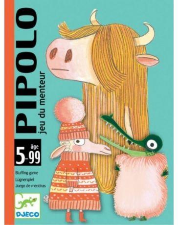 PIPOLO - JEU DE CARTE - DJECO