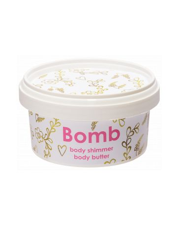 BEURRE POUR LE CORPS 200ML - BODY SHIMMER - BOMB COSMETICS