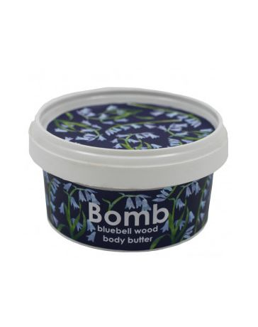 BEURRE POUR LE CORPS 200ML - BLUEBELL WOOD - BOMB COSMETICS