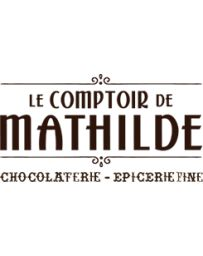 TABLETTE DE CHOCOLAT AU LAIT - SUCRE PETILLANT - 80G - LE COMPTOIR DE MATHILDE