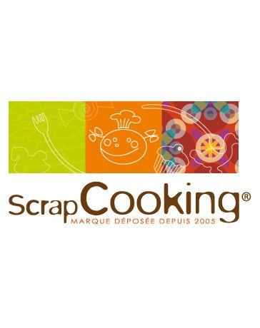 Cercle à pâtisserie extensible en INOX - SCRAPCOOKING