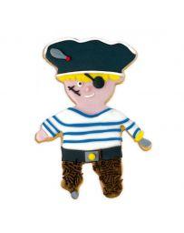 "Kit 4 emporte-pièces ""Pirate"" - SCRAPCOOKING"