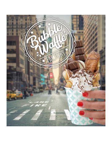 Gaufrier Bubble Waffle Factory - SCRAPCOOKING