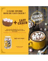 Choco Surprise - Chocolat chaud - LE COMPTOIR DE MATHILDE