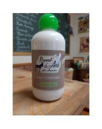 Lait corporel Amande douce au lait d'ânesse - 250ml - BONNET D'ÂNE - ASINERIE DE L'AVESNOIS