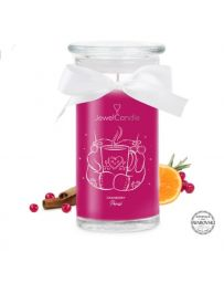 Bougie Bijou - CRANBERRY PUNCH - JEWEL CANDLE