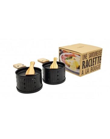 Raclette à la bougie - 2 personnes - Cookut