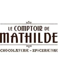 CUILLERE CHOCOLAT CHAUD - NOIR NOIX, NOISETTES - LE COMPTOIR DE MATHILDE