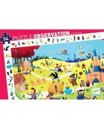 CONTES - PUZZLE D'OBSERVATION - DJECO