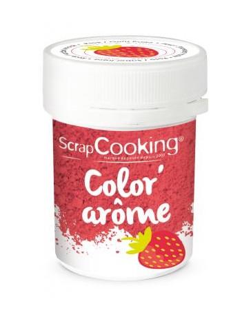 Color'Arôme - ROSE/FRAISE - SCRAPCOOKING