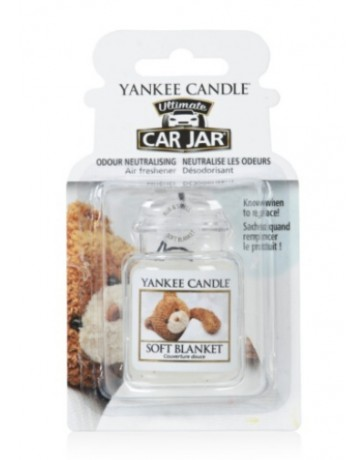 Couverture douce (Soft Blanket®) - Car Jar Ultimate - YANKEE CANDLE