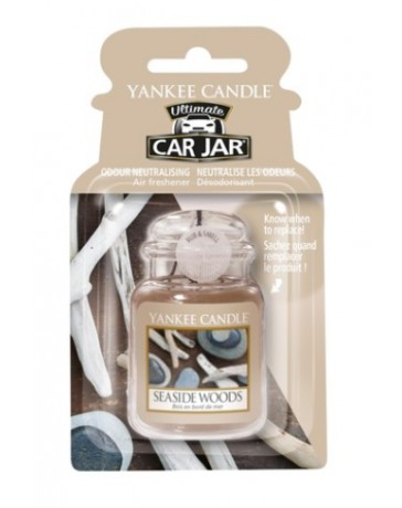 Bois en bord de mer - Car Jar Ultimate - YANKEE CANDLE