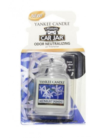 Jasmin de Minuit - Car Jar Ultimate - YANKEE CANDLE
