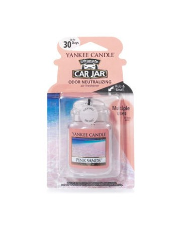 Sables roses - Car Jar Ultimate - YANKEE CANDLE