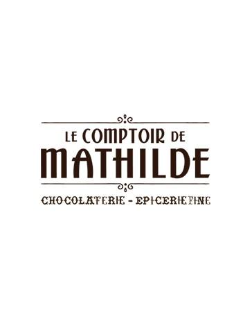COFFRET 50 SAVEURS DE CHOC' - LE COMPTOIR DE MATHILDE