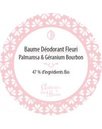 BAUME DEODORANT - FLEURI - 50ML - AUTOUR DU BAIN