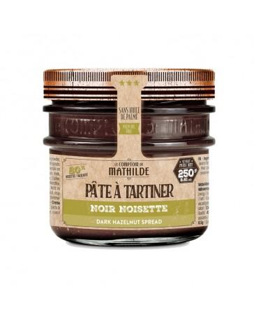 Pâte à Tartiner - Noir Noisettes - 250G - LE COMPTOIR DE MATHILDE