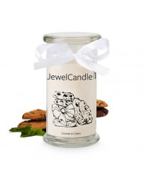 Jewel candle - COOKIES & CREAM - JEWEL CANDLE