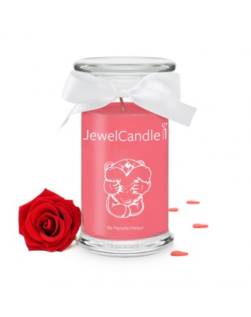 Bougie Bijou - MY FAVORITE PERSON - JEWEL CANDLE