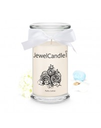 Jewel candle - FLUFFY COTTON - JEWEL CANDLE