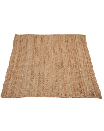 Tapis rectangle - Jute naturel - 120x180cm - J-LINE