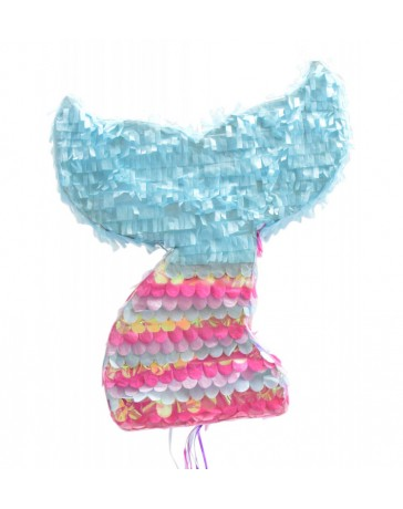 PIÑATA - QUEUE DE SIRENE - SCRAPCOOKING