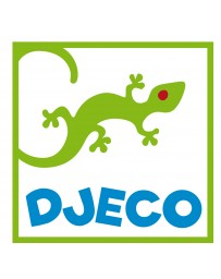 PUZZLE DUO - ARTICULO ANIMAUX - DJECO