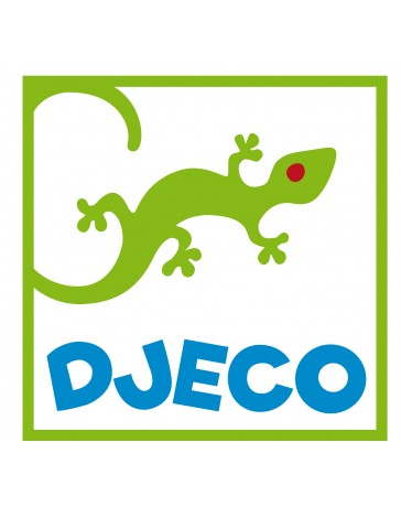 PUZZLE DUO - EMOTIONS - DJECO