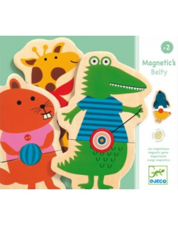 BELTY - MAGNETIQUES BOIS - DJECO